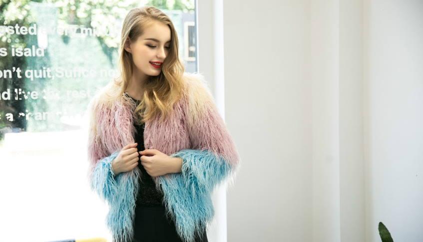 wear fur